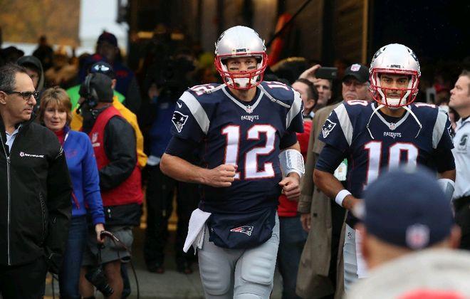 Tom Brady (James P. McCoy/Buffalo News)