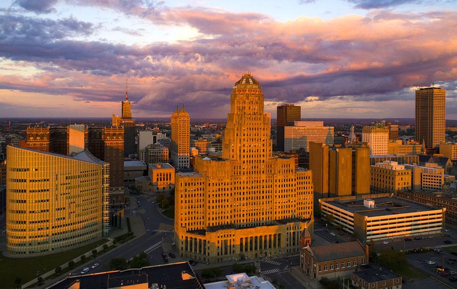 The Buffalo Niagara region has several competitive health and wellness disadvantages compared to other metro regions with similar demographics, according to a new report by the Population Health Collaborative. (Derek Gee/News file photo)
