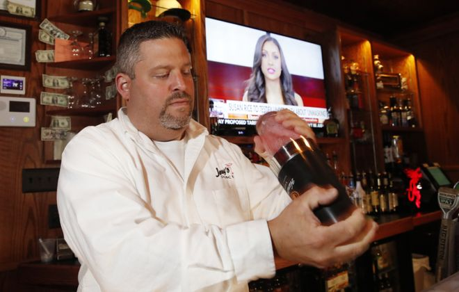 Joseph Dallos Jr. will move Joey's Place from Hertel to another building he owns in the City of Tonawanda.  (Sharon Cantillon/News file photo)
