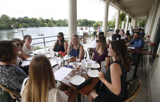 Bruce Wieszala is the new chef at The Terrace at Delaware Park, with a menu that starts Sept. 19. (Sharon Cantillon/Buffalo News)