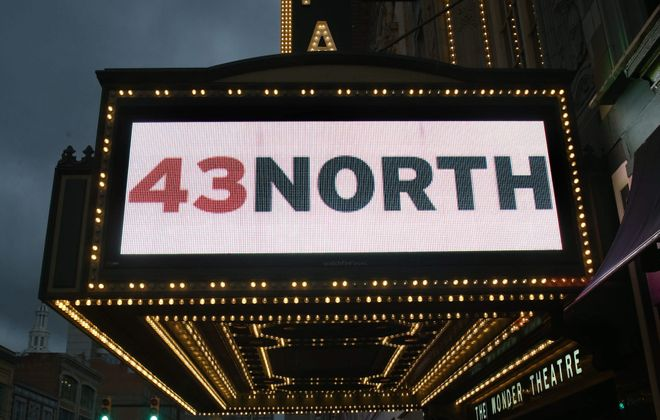 A second finalist has dropped out of Thursday's finals in the  43North business plan competition. (Sharon Cantillon/Buffalo News file photo)