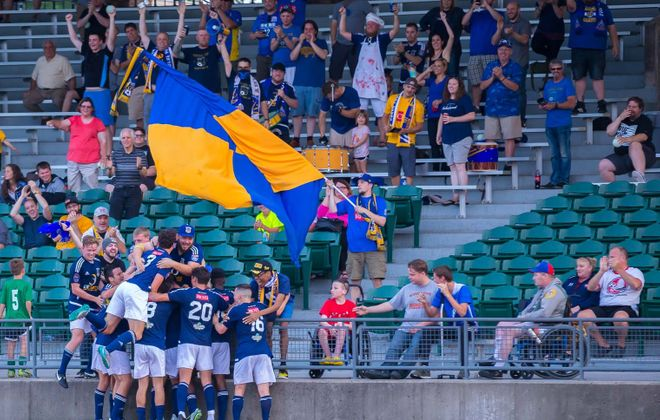 FC Buffalo has announced a preseason trip to Germany for 2019 (Don Nieman/Special to The News)