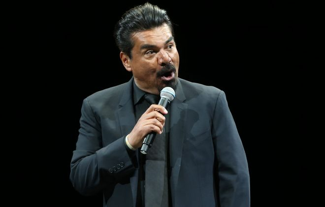 George Lopez was last lin town in 2016 as part of the Comedy Get Down Tour. (Sharon Cantillon/Buffalo News file photo)