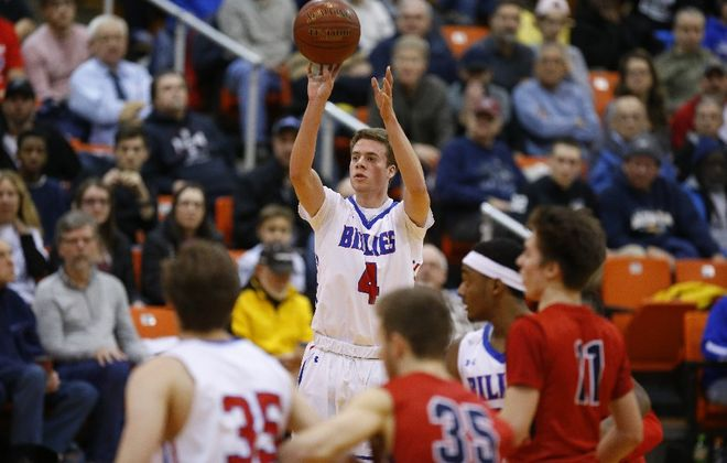 Greg Dolan scored a career-high 47 points in Williamsville South's win over Cardinal O'Hara. (File photo by Harry Scull Jr./Buffalo News)