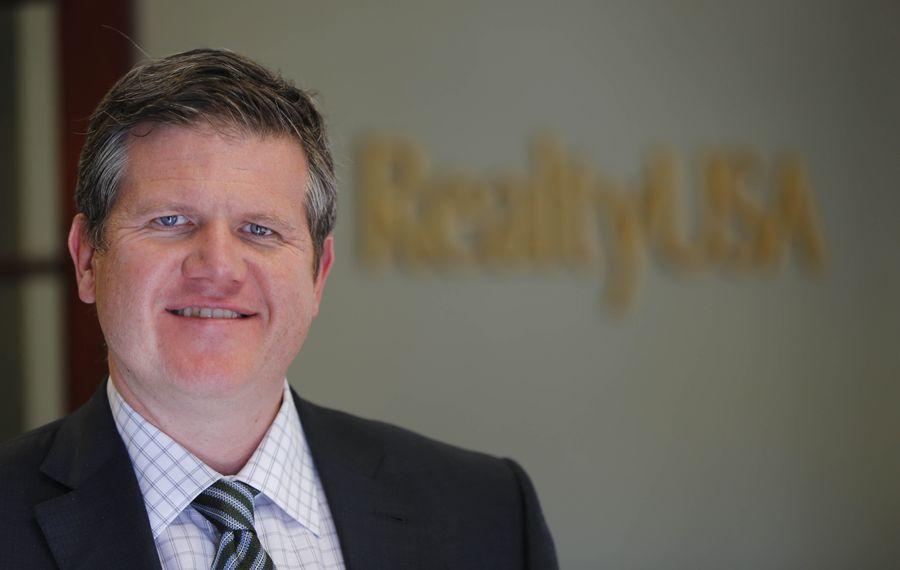 "Howard W. ""Hoby"" Hanna IV, president of Pittsburgh-based Howard Hanna Real Estate Services. (Mark Mulville/Buffalo News)"