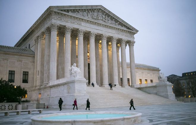 Instead of ruling on a partisan gerrymandering case, the Supreme Court punted the case back to a Wisconsin court. (New York Times)