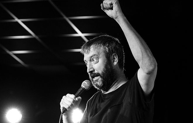 Tom Green will perform four stand-up shows at Helium Comedy Club Nov. 23-24. (Courtesy of Helium Comedy)