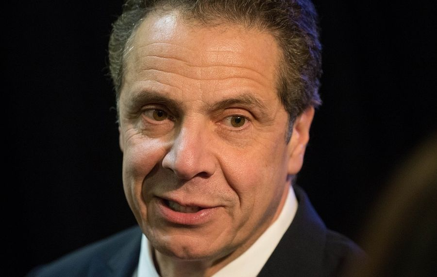 Gov. Cuomo's income dropped in 2017, according to his tax returns. (News file photo)