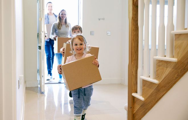 Hints and tips for a stress-free move