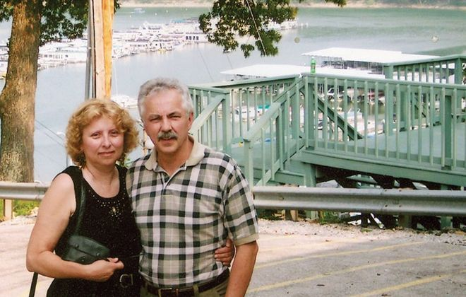 Karen and Doug Wielinski