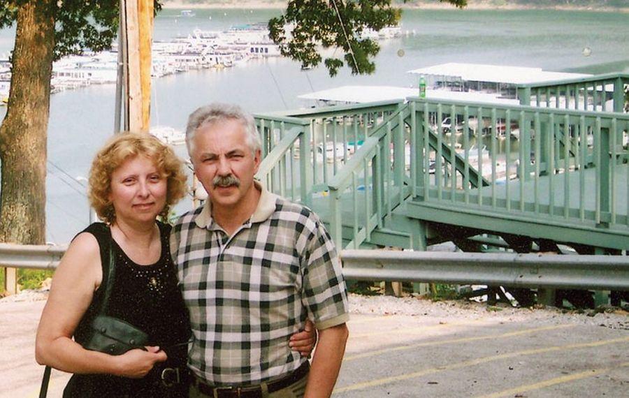 Karen and Doug Wielinski