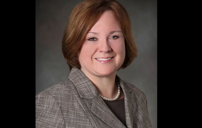 Amherst Town Clerk Marjory Jaeger is running for town supervisor as a Republican
