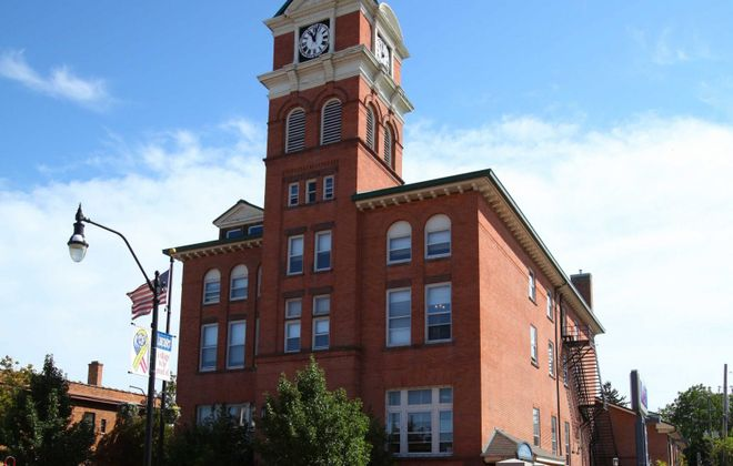 Lancaster Town Hall. (News file photo)