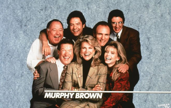 """""""Murphy Brown"""" is coming back to TV, on WGRZ-TV's digital channel, 2.2,. (News file photo)"""