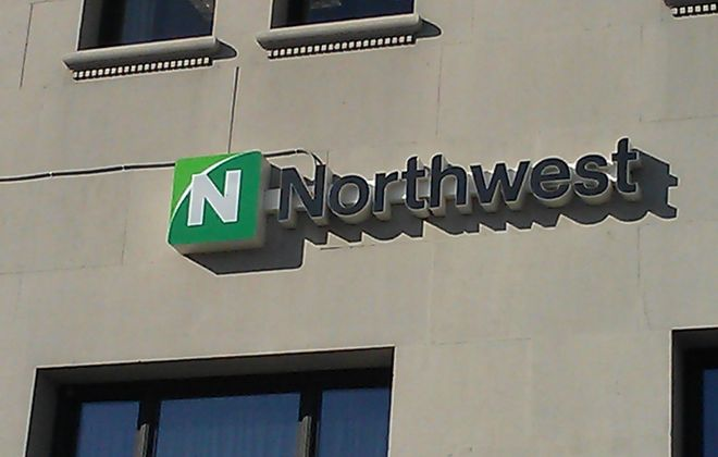 Northwest's profits bolstered by sale of Maryland branches