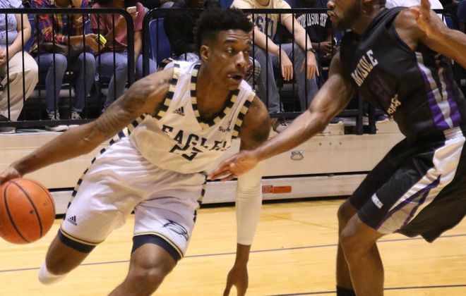 Canisius added guard Jonathan Sanks who started his collegiate career with Georgia Southern. (Canisius Athletic Communications)