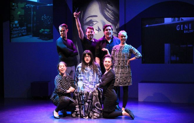 """MusicalFare Theatre's production of """"Pretty Funny"""" is based on the life and work of comedian Imogene Coca."""