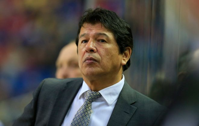 Former Buffalo Sabres coach Ted Nolan. (Harry Scull Jr./News file photo)