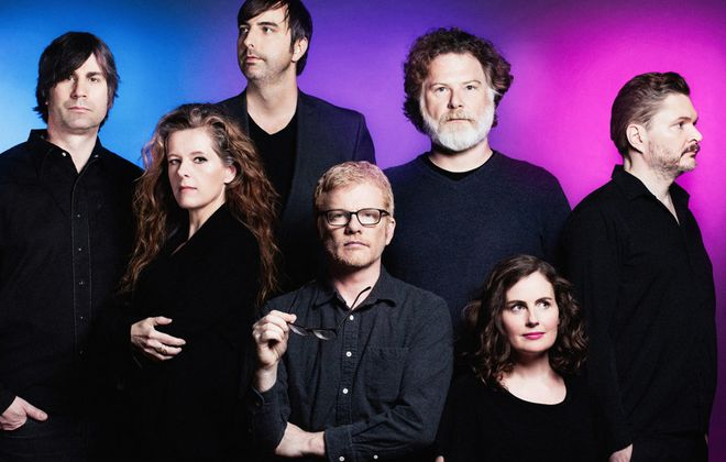 The New Pornographers will play Asbury Hall at Babeville.