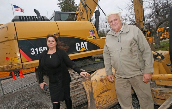 Rosanne and Bernard DiPizio, shown in 2015. (Robert Kirkham/News file photo)