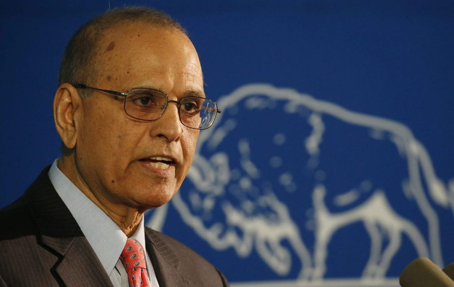 UB President Satish K. Tripathi (Buffalo News)