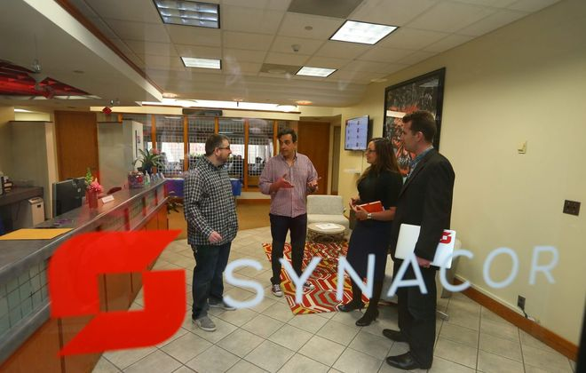 Synacor is merging with a Minnesota company. (John Hickey/News file photo)