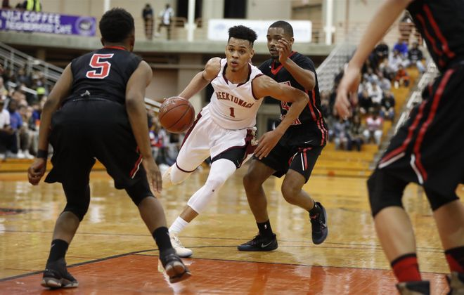Cheektowaga grad Dominick Welch picked up his first scholarship offer while attending SPIRE Institute in Ohio. He's now up to seven total. (Harry Scull Jr./Buffalo News)