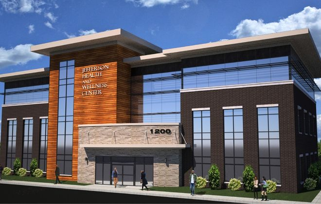 """""""Medical mall"""" project on Jefferson morphs into nonprofit """"hub"""""""