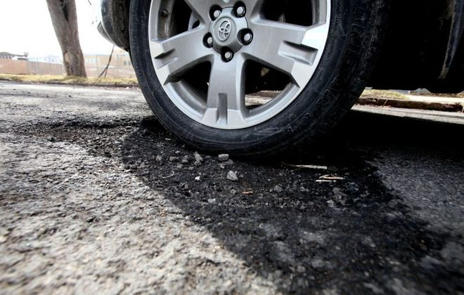 Poloncarz wants $3 million more for road work