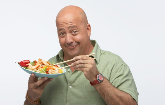 Andrew Zimmern of the Travel Channel (PRNewsFoto/Procter and Gamble)