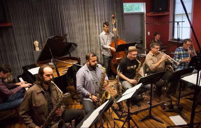 Buffalo Jazz Octet performed in the Pausa Art House last May.