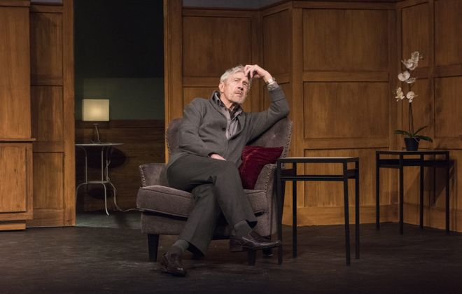 """David Lamb stars in the Kavinoky Theatre's production of """"The Father."""""""