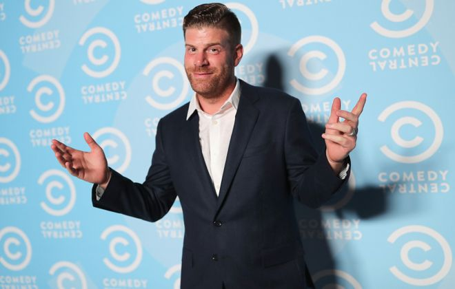 Comedian Steve Rannazzisi has five shows at Helium Comedy Club. (Getty Images)
