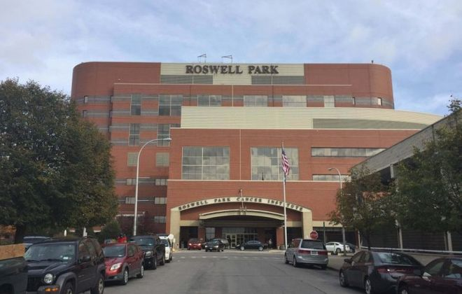 Roswell Park Comprehensive Cancer Center. (News file photo)