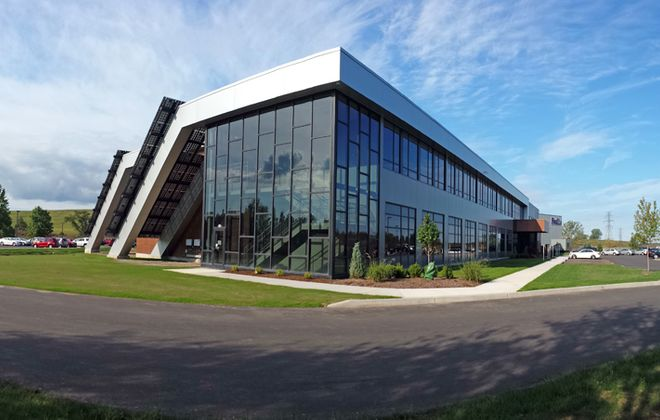 Riverview Solar Technology Park was one of number of business parks in the Town of Tonawanda's strategic redevelopment plan. (News file photo)