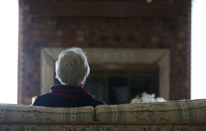 The Aging Mastery Program is designed to help older adults address social isolation and other challenges. (Photos by Sharon Cantillon/News file photo)