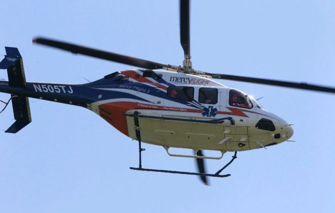 Mercy Flight and Buffalo airport team up for open house Sunday