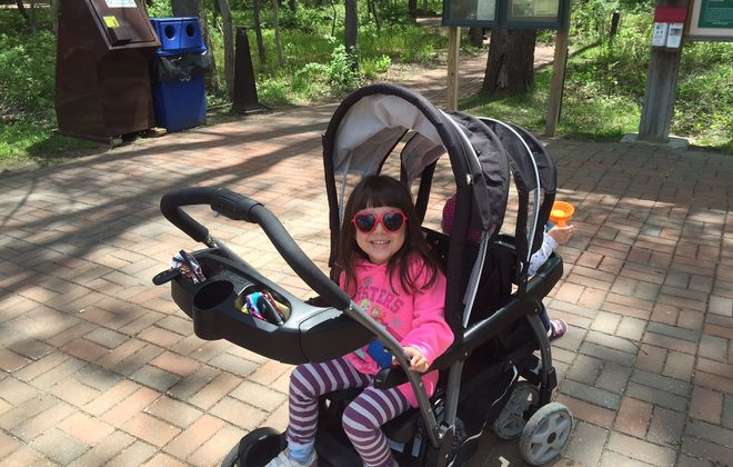 Area parks are a great place to take the kids - and they're free.