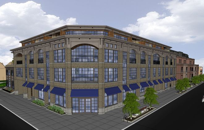 Chason Affinity Companies is planning for condos and retail at Elmwood and Forest avenues.
