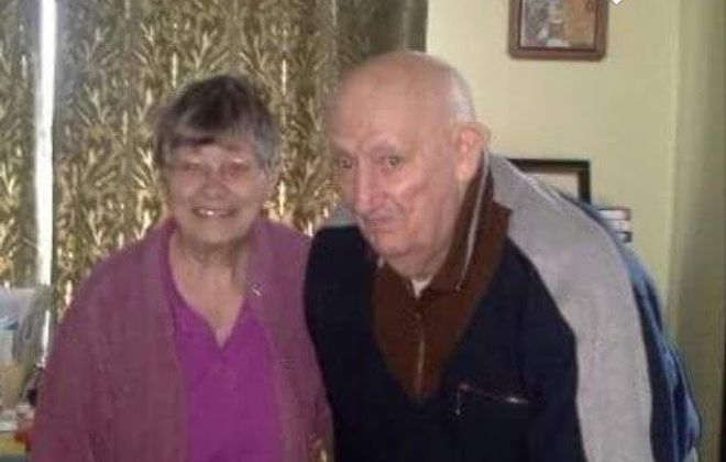 Martin and Jean Leslie celebrate 60th anniversary