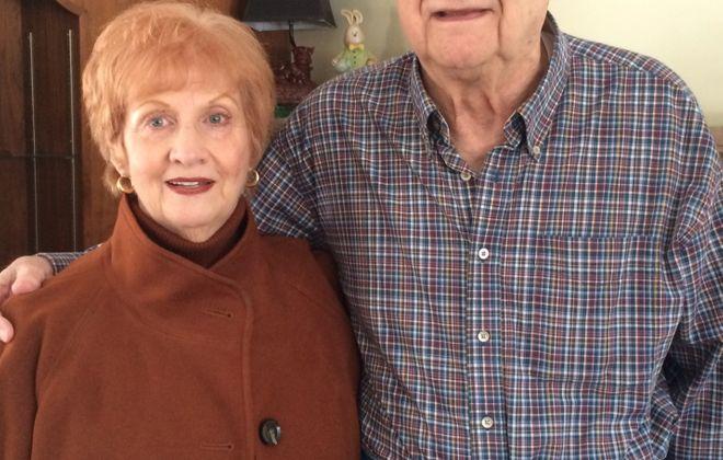 Donald and Sandra Bieber celebrate 50th anniversary