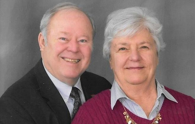 Michael and Donna Morrow celebrate 50th wedding anniversary