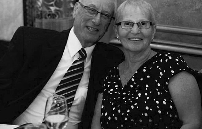Richard and Barbara Curto celebrate 50th anniversary