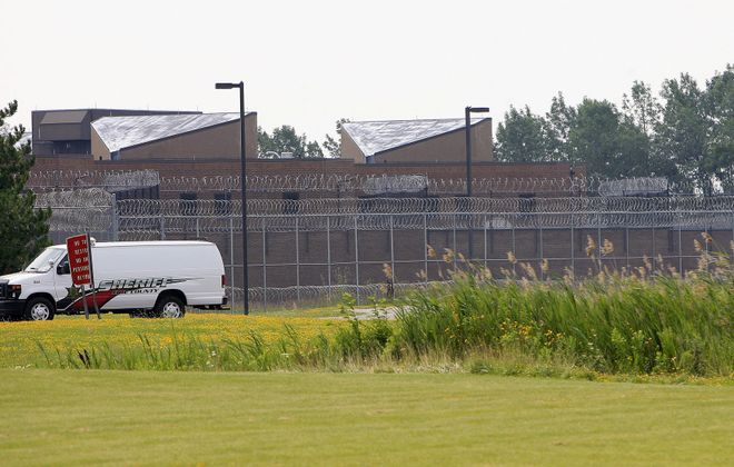The Erie County Correctional Facility, along with the county Holding Center, are among the five worst jails in New York, according to a report by the New York State Commission of Correction. (Harry Scull Jr./News file photo)