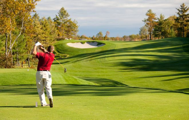Hit the links at one of Buffalo's public courses