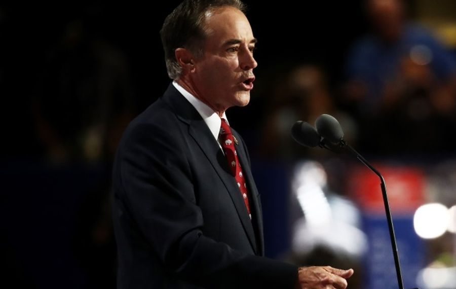 Complaints the ethics office received involve Chris Collins' investment in Innate Immunotherapeutics and the stock tip he gave last year to then-Rep. Tom Price, a Republican from Georgia who now serves as Trump's secretary of Health and Human Services.  (Getty Images)