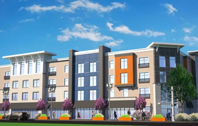 Townhomes added to plan to turn Buffalo Forge site into community