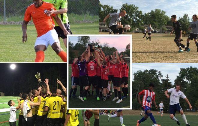 The 2017 Buffalo & District Soccer League season begins for the premier division. (Ben Tsujimoto/Buffalo News file photos)