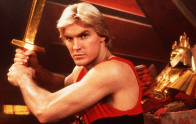 "A special screening of ""Flash Gordon"" at the North Park Theatre will include a Q&A with star Sam Jones, who also will appear at Nickel City Con."