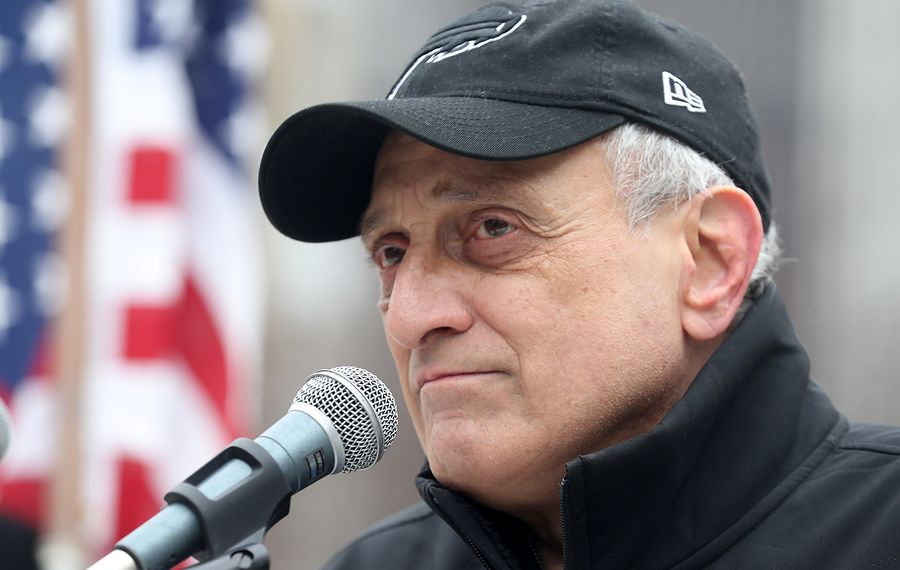 """Carl Paladino said of a recent email: """"There's nothing racial that I recognized in the article. I thought it was truthful."""" (John Hickey/News file photo)"""
